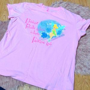 🔥3/30🔥 Disney Tinkerbell Shirt